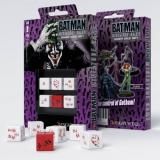 Набор кубиков Batman Miniature Game - D6 Joker Dice Set