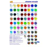 Термомозаика HAMA Набор цветных бусин, 6.000 шт, 22 цвета, MIDI 5+