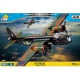 Конструктор COBI Вторая Мировая Война Самолет Виккерс Веллингтон, 560 деталей