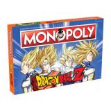 Монополия: Драконий жемчуг Зет (Monopoly Dragon Ball Z) CBGames