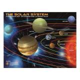 Пазл Eurographics Солнечная система №1, 100 элементов