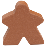 Мипл коричневого цвета