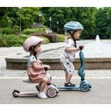 Самокат Scoot and Ride серии Highwaykick-1 персик, до 3 лет/20кг