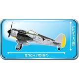 Конструктор COBI Истребитель Фокке-Вульф FW-190, 285 деталей
