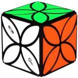QiYi Clover Cube black | Головоломка Клевер