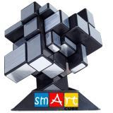 Smart Cube Mirror Silver | Зеркальный Кубик