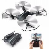 RC Drone 8807 − дрон с HD Wi-Fi камерой, FPV, до 15 мин. полета + БАТАРЕЙКИ В ПОДАРОК