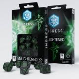 Набор кубиков Ingress Enlightened Dice Set