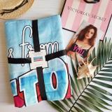 Пляжное полотенце, покрывало, коврик для пикника Victoria's Secret (Виктория Сикрет) pvs13