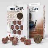 Набор кубиков Q Workshop The Witcher Dice Set. Geralt - The Monster Slayer
