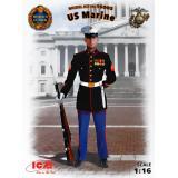 Сержант морской пехоты США (ICM 16005)
