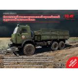 Военный грузовик КамАЗ 4310 (ICM 35001)