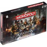 Экономическая игра Winning Moves Monopoly Assassins Creed Syndicate CBGames