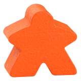 Мипл оранжевого цвета