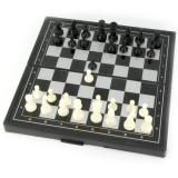 Шахматы, нарды, шашки магнитные (19,5х19х1,5 см) 1818