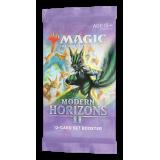 Бустер выпуска Set Booster Modern Horizons 2 Magic The Gathering АНГЛ
