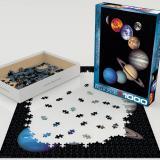 Пазл Eurographics Солнечная система, 1000 элементов