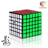 QiYi X-Man 6x6 Shadow black | Кубик 6х6
