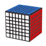 MoYu AoFu GTS M 7x7 Black | Кубик 7х7 Мою АоФу ГТС