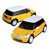 Mini Cooper Yellow | 3D пазл Eureka