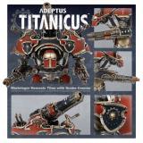 Adeptus Titanicus Warbringer Nemesis Titan with Quake Cannon