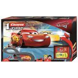 Автотрек Carrera First DisneyPixar Тачки, длина трассы 2.4м