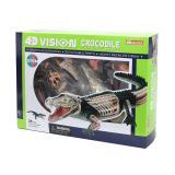 Объемная анатомическая модель 4D Master Крокодил
