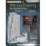 Металлический 3D конструктор Рокфеллер-плаза, 30, Fascinations, MMS061