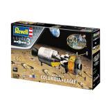 Сборная модель-копия Revell набор Модули Колумбия и Орел миссии Аполлон 11 уровень 3 масштаб 1:96