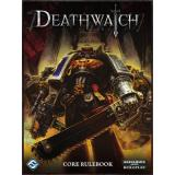 Warhammer 40K RPG: Deathwatch - Core Rulebook (Вархаммер 40000: Патруль смерти - Книга правил)