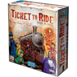 Билет на поезд (Ticket to Ride Америка)