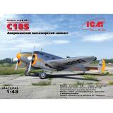 ICM 48185 Американский пассажирский самолет C18S
