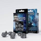 Набор кубиков Classic RPG Smoky & white Dice Set