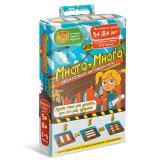 Карточная игра Банда Умников Много-Много (УМ006) CBGames