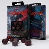 Набор кубиков The Cyberpunk RPG
