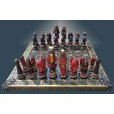Элитные шахматы ручной работы