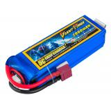 Аккумулятор Giant Power Li-Pol 2800mAh 11.1V 3S 25C 28x35x104мм T-Plug