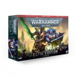 WARHAMMER 40000 ELITE EDITION (ENGLISH)