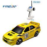 Автомодель р/у 1:28 Firelap IW04M Mitsubishi EVO 4WD (желтый)