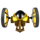Робот радиоуправляемый Happy Cow Jumping прыгающий (желтый)