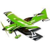 Самолет на радиоуправлении Precision Aerobatics Ultimate AMR KIT (PA-AMR-GREEN) CBGames