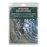 WH UNDERWORLDS: SHATTERED CITY BOARDS