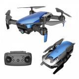RC 668-Q1 Blue – дрон с Full HD камерой, FPV, барометр, оптическое позиционирование, до 13 минут полета CBGames