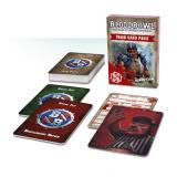 BLOOD BOWL: HUMAN TEAM CARD PACK(ENG)