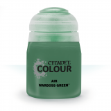 AIR: WARBOSS GREEN (24ML)