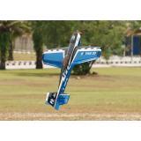 Самолет на радиоуправлении Precision Aerobatics Extra MX ARF (PA-MX-BLUE) CBGames