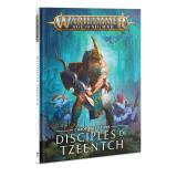 Battletome: Disciples of Tzeentch (Hardback) ENG