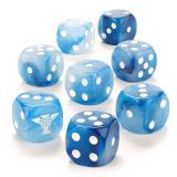 Imperial Navy Dice Set