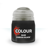 BASE: CORVUS BLACK (12ML)