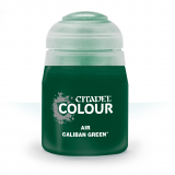 AIR: CALIBAN GREEN (24ML)